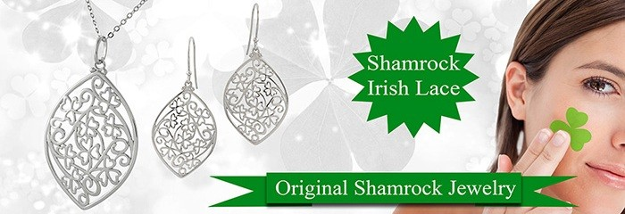 Irish Lace Jewelry