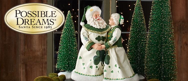Irish Santas