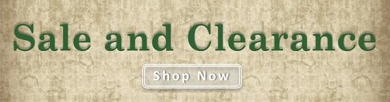 Sale & Clearance